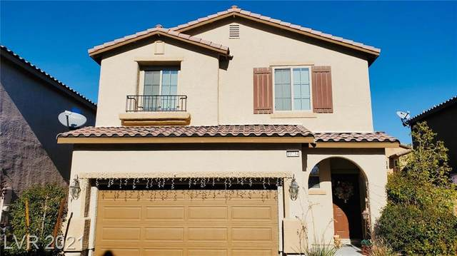 10734 Brewster Bay Street, Las Vegas, NV 89179 (MLS #2261582) :: Signature Real Estate Group