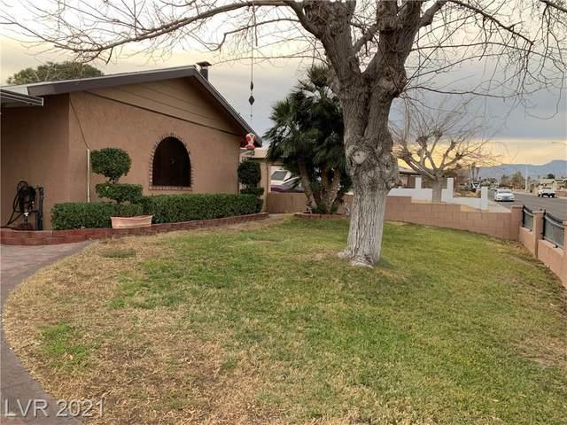 6421 Bristol Way, Las Vegas, NV 89107 (MLS #2261586) :: Billy OKeefe | Berkshire Hathaway HomeServices