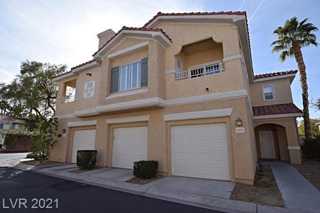 251 Green Valley Parkway #5821, Henderson, NV 89012 (MLS #2261599) :: ERA Brokers Consolidated / Sherman Group