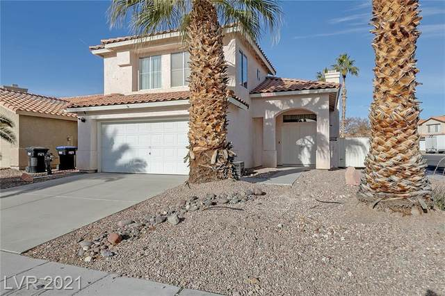 1920 Casa Verde Drive, North Las Vegas, NV 89031 (MLS #2261606) :: Lindstrom Radcliffe Group