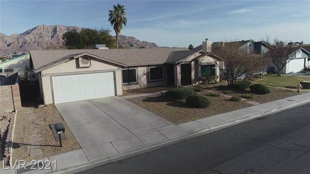 1340 Challenge Lane, Las Vegas, NV 89110 (MLS #2261615) :: Signature Real Estate Group