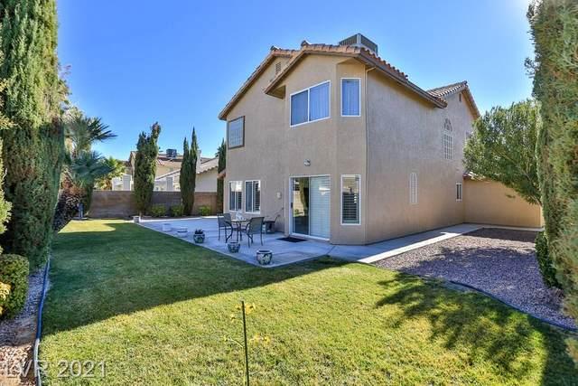 2838 Via Romantico Street, Henderson, NV 89074 (MLS #2261631) :: Signature Real Estate Group