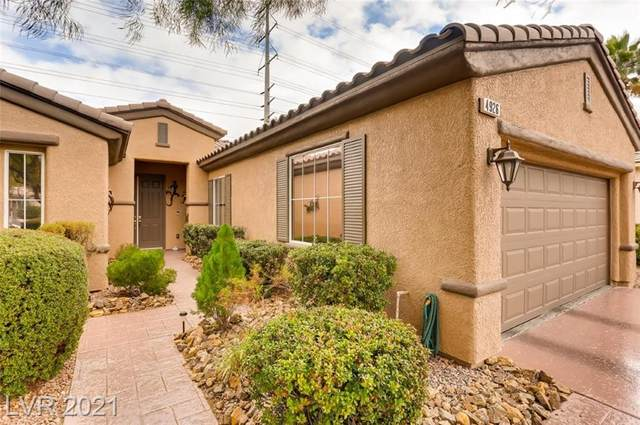 4926 Leffetto Street, Las Vegas, NV 89135 (MLS #2261632) :: Vestuto Realty Group