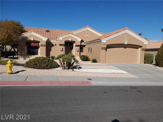 10736 Cedar Creek Avenue, Las Vegas, NV 89134 (MLS #2261635) :: Kypreos Team