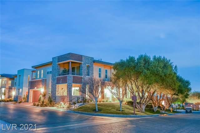 11280 Granite Ridge Drive #1027, Las Vegas, NV 89135 (MLS #2261640) :: Vestuto Realty Group