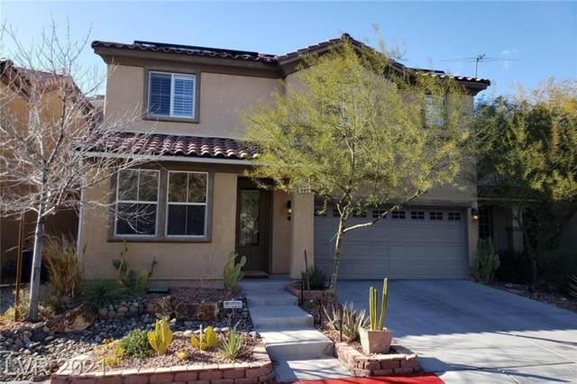 585 Okehampton Court, Las Vegas, NV 89178 (MLS #2261644) :: Signature Real Estate Group