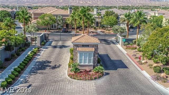 10809 Garden Mist Drive #1009, Las Vegas, NV 89135 (MLS #2261648) :: Billy OKeefe   Berkshire Hathaway HomeServices