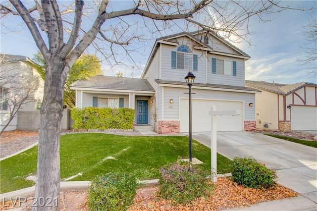 1383 Shadow Haven Lane, Las Vegas, NV 89183 (MLS #2261657) :: Kypreos Team