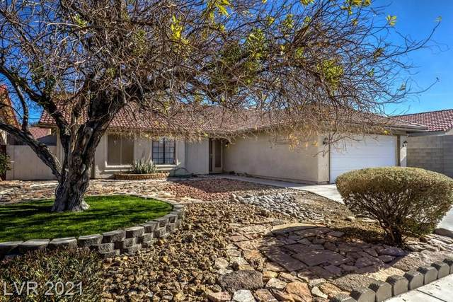 1876 Jingle Court, Las Vegas, NV 89156 (MLS #2261659) :: Signature Real Estate Group