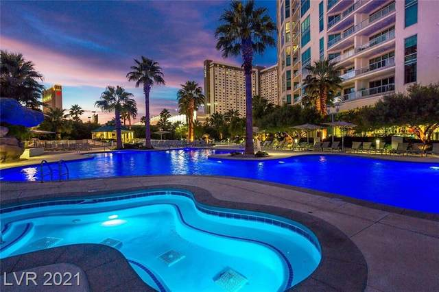222 Karen Avenue #3307, Las Vegas, NV 89109 (MLS #2261661) :: Billy OKeefe | Berkshire Hathaway HomeServices