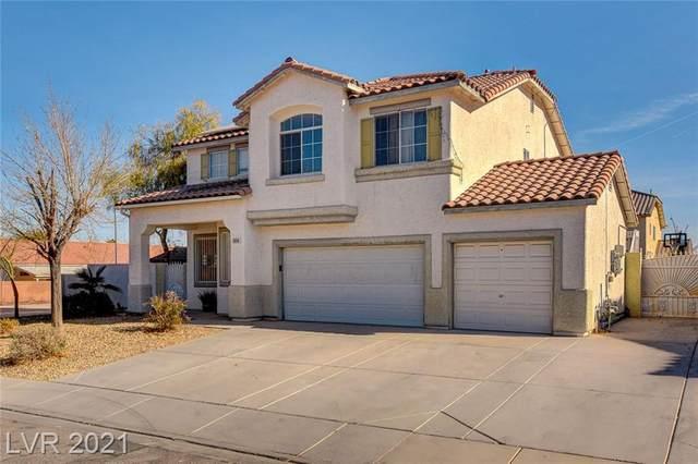 5916 Lost Valley Street, Las Vegas, NV 89113 (MLS #2261663) :: ERA Brokers Consolidated / Sherman Group