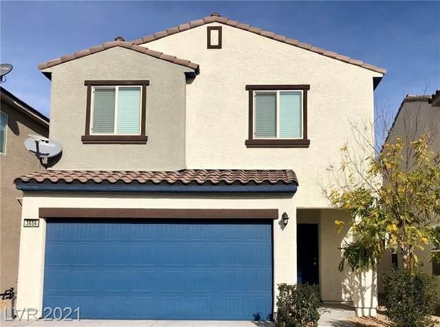 3656 Via Del Robles Avenue, Las Vegas, NV 89115 (MLS #2261667) :: Signature Real Estate Group