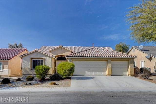5829 Elphin Court, North Las Vegas, NV 89031 (MLS #2261674) :: The Lindstrom Group
