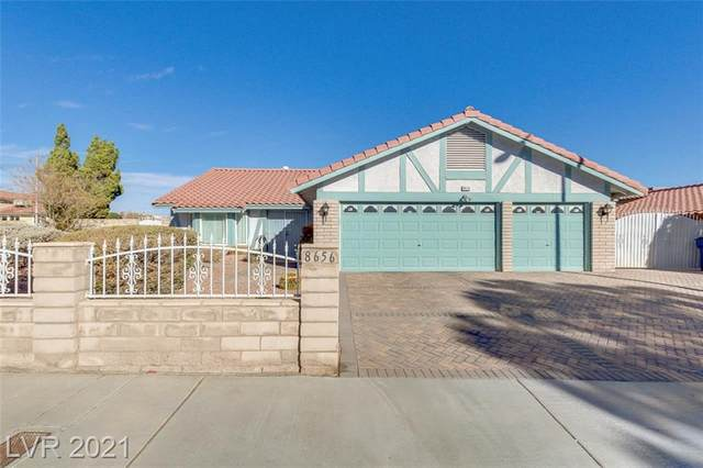 8656 Isola Drive, Las Vegas, NV 89117 (MLS #2261691) :: Team Michele Dugan