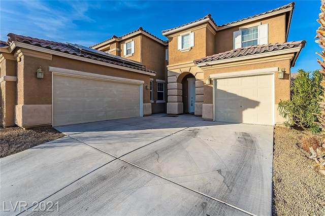 2412 Mountain Rail Drive, Las Vegas, NV 89084 (MLS #2261694) :: Hebert Group | Realty One Group