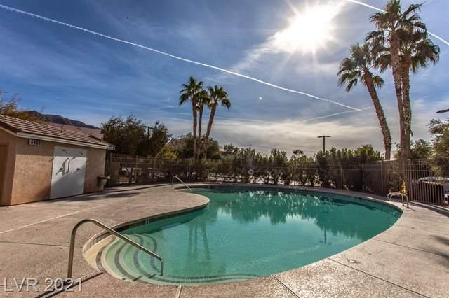 6389 Elwood Mead Avenue #101, Las Vegas, NV 89156 (MLS #2261699) :: Signature Real Estate Group
