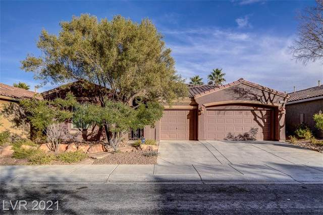 11244 Gammila Drive, Las Vegas, NV 89141 (MLS #2261701) :: The Shear Team