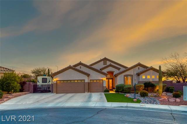 2423 Bounty Hunter Court, Henderson, NV 89002 (MLS #2261704) :: Signature Real Estate Group