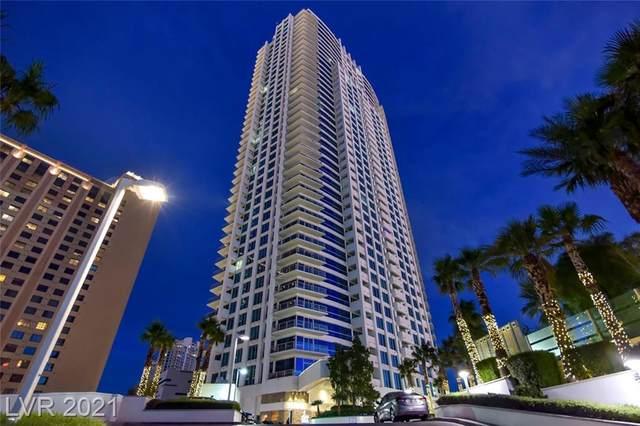 2700 Las Vegas Boulevard #3506, Las Vegas, NV 89109 (MLS #2261708) :: Signature Real Estate Group