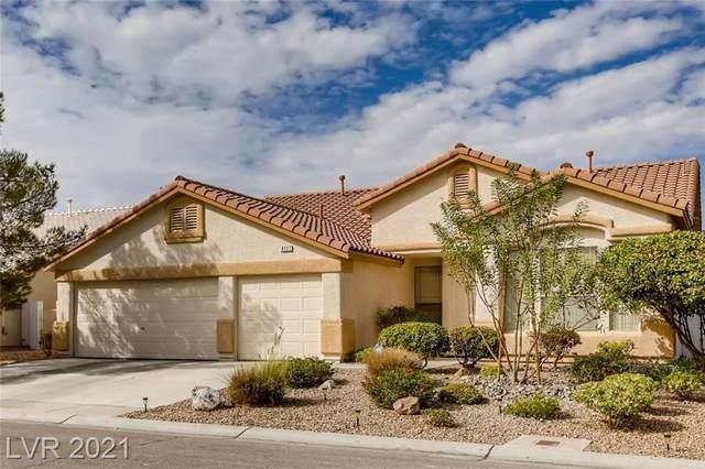 9127 Cedeno Street, Las Vegas, NV 89123 (MLS #2261716) :: Signature Real Estate Group