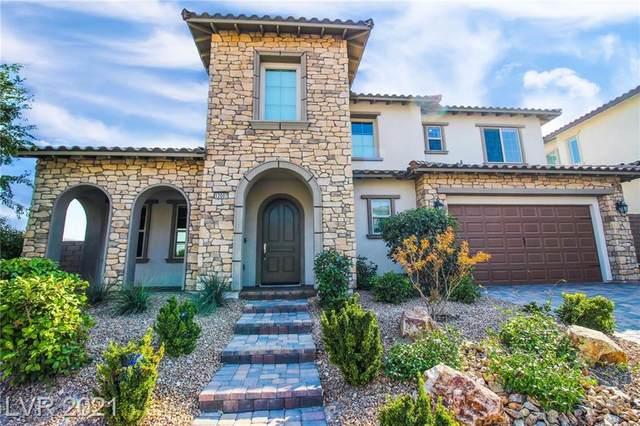 12007 Girasole Avenue, Las Vegas, NV 89138 (MLS #2261724) :: Billy OKeefe | Berkshire Hathaway HomeServices