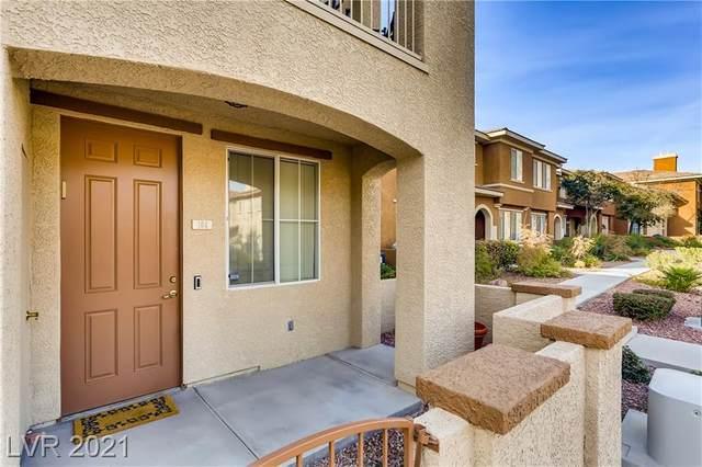 10200 Delray Beach Avenue #104, Las Vegas, NV 89129 (MLS #2261741) :: The Mark Wiley Group | Keller Williams Realty SW