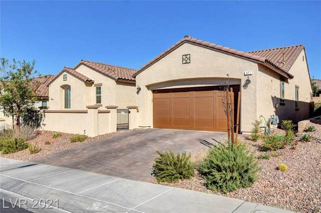 477 Intonation Street, Henderson, NV 89011 (MLS #2261744) :: Signature Real Estate Group