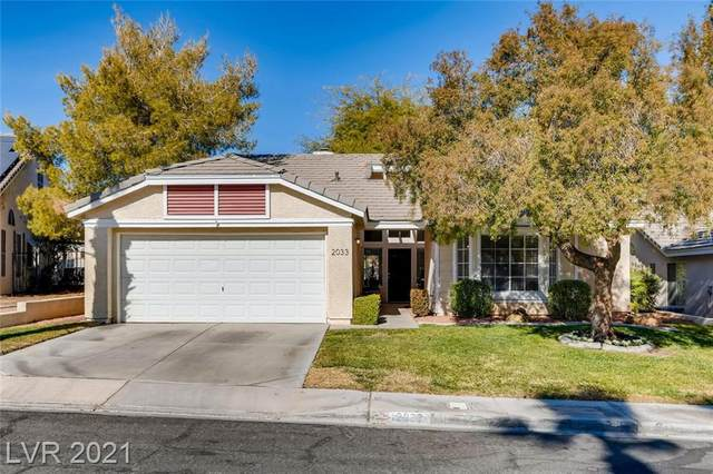 2033 Angel Falls Drive, Henderson, NV 89074 (MLS #2261749) :: Signature Real Estate Group