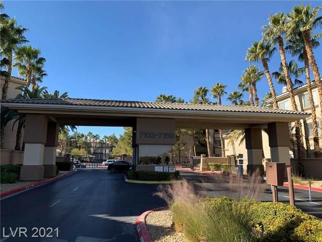 7131 Durango Drive #312, Las Vegas, NV 89113 (MLS #2261759) :: The Perna Group