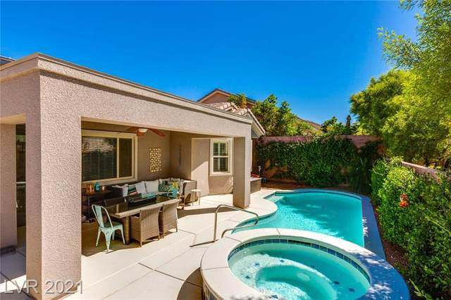 2677 Paris Amour Street, Henderson, NV 89044 (MLS #2261760) :: Signature Real Estate Group