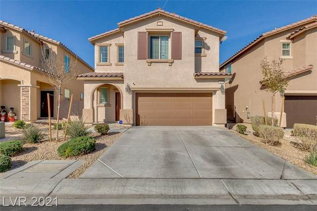 5435 Montgomery View Lane, Las Vegas, NV 89122 (MLS #2261781) :: The Lindstrom Group