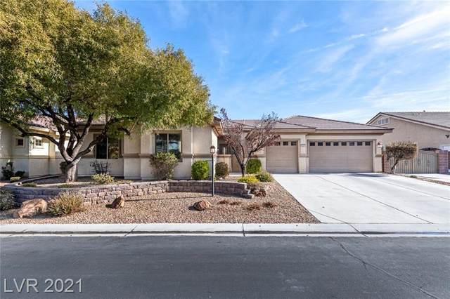 10200 Hailey Lynne Road, Las Vegas, NV 89183 (MLS #2261790) :: Signature Real Estate Group