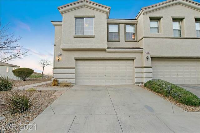 724 Value Ridge Avenue, Henderson, NV 89012 (MLS #2261802) :: The Perna Group