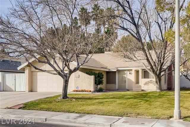 2367 Viewcrest Road, Henderson, NV 89014 (MLS #2261804) :: Signature Real Estate Group