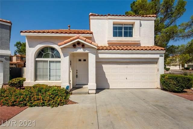 8873 Hampton Green Avenue, Las Vegas, NV 89129 (MLS #2261824) :: Hebert Group | Realty One Group