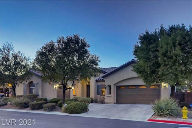 9170 National Park Drive, Las Vegas, NV 89178 (MLS #2261828) :: The Perna Group