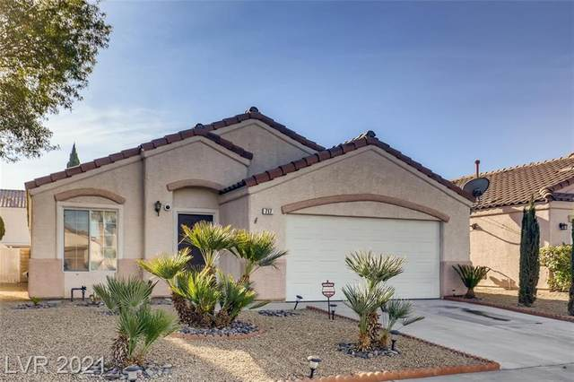717 Moonlight Mesa Drive, Henderson, NV 89011 (MLS #2261847) :: Signature Real Estate Group