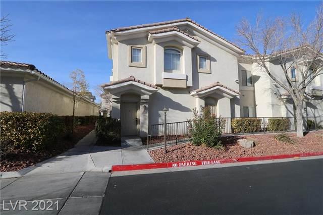 10001 Crimson Palisades Place #203, Las Vegas, NV 89144 (MLS #2261856) :: Signature Real Estate Group
