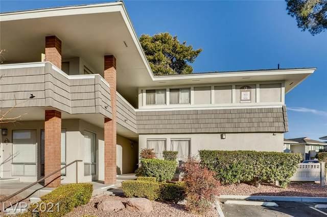 730 Oakmont Avenue #901, Las Vegas, NV 89109 (MLS #2261876) :: ERA Brokers Consolidated / Sherman Group