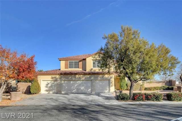 6086 Sundown Ridge Street, Las Vegas, NV 89113 (MLS #2261877) :: Kypreos Team