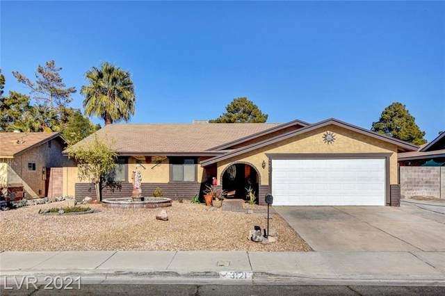 3121 High View Drive, Henderson, NV 89014 (MLS #2261879) :: Signature Real Estate Group