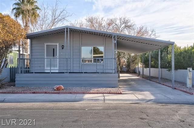 3644 Isle Royale Drive, Las Vegas, NV 89122 (MLS #2261883) :: Signature Real Estate Group
