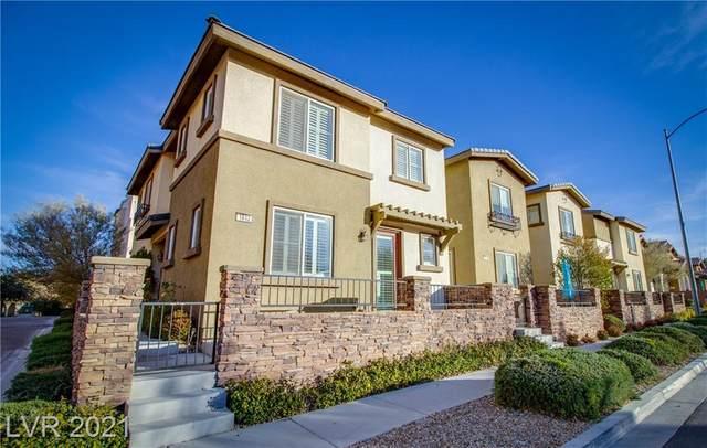 1912 Via Delle Arti, Henderson, NV 89044 (MLS #2261887) :: Signature Real Estate Group