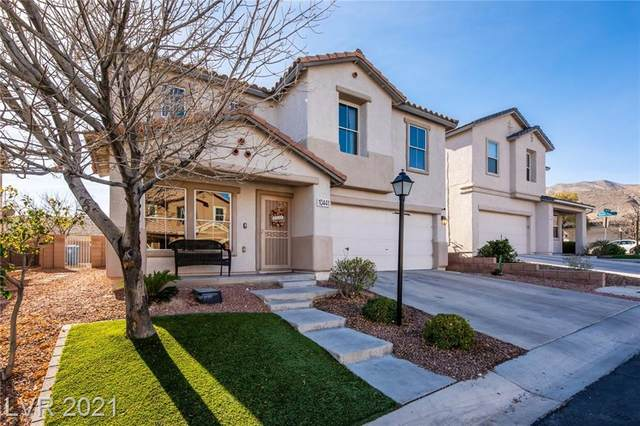 10441 Britton Hill Avenue, Las Vegas, NV 89129 (MLS #2261890) :: Vestuto Realty Group
