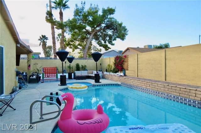 7026 Westpark Court, Las Vegas, NV 89147 (MLS #2261893) :: The Perna Group