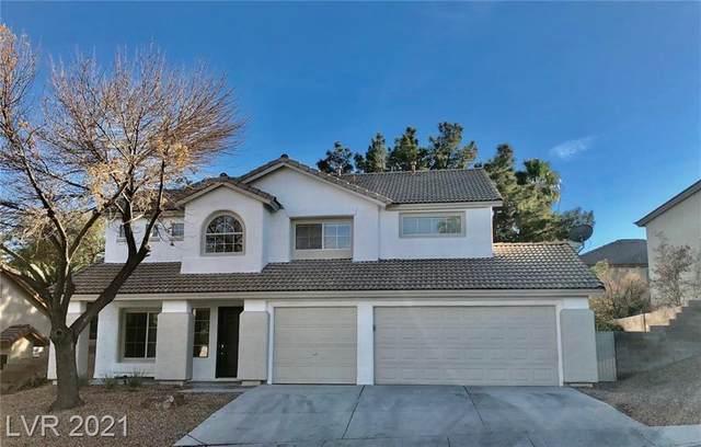 1687 Keepsake Avenue, Henderson, NV 89014 (MLS #2261905) :: Signature Real Estate Group