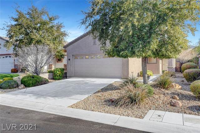 2427 Andromeda Avenue, Henderson, NV 89044 (MLS #2261915) :: Hebert Group | Realty One Group
