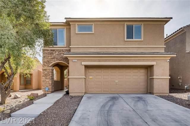 4221 Galapagos Avenue, North Las Vegas, NV 89084 (MLS #2261917) :: Signature Real Estate Group
