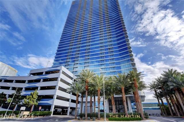 4471 Dean Martin Drive #505, Las Vegas, NV 89103 (MLS #2261919) :: ERA Brokers Consolidated / Sherman Group