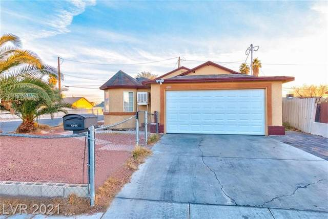 4795 Colorado Avenue, Las Vegas, NV 89104 (MLS #2261924) :: The Shear Team